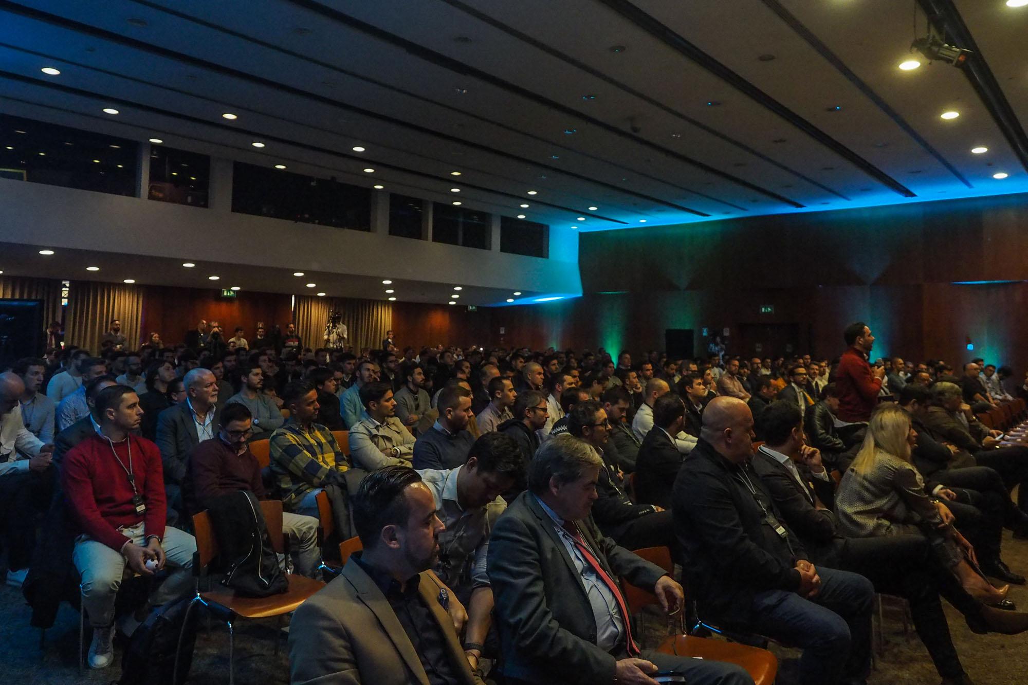 WSC juntou dezenas de participantes no Porto.