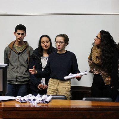 """""""Bairro do Cerco"""" dos estudantes da Lusófona conquistaram o prémio do público na categoria Ciberjornalismo Académico."""