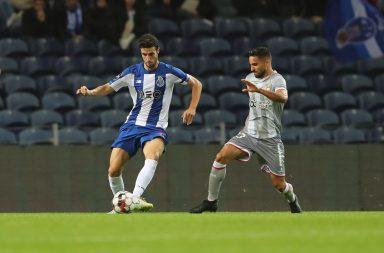Iván Marcano marcou o golo que deu os três pontos ao FC Porto.