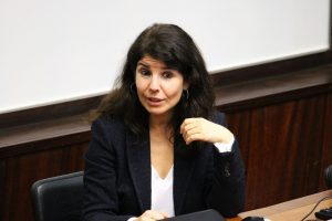 Pilar Sánchez-Garcia é professora na Universidade de Valladolid.