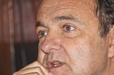 Luis Freitas Lobo lançou há um mês o seu terceiro livro sobre futebol.