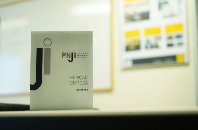Este ano, pela primeira vez, foram premiados trabalhos de estudantes do Ensino Superior.