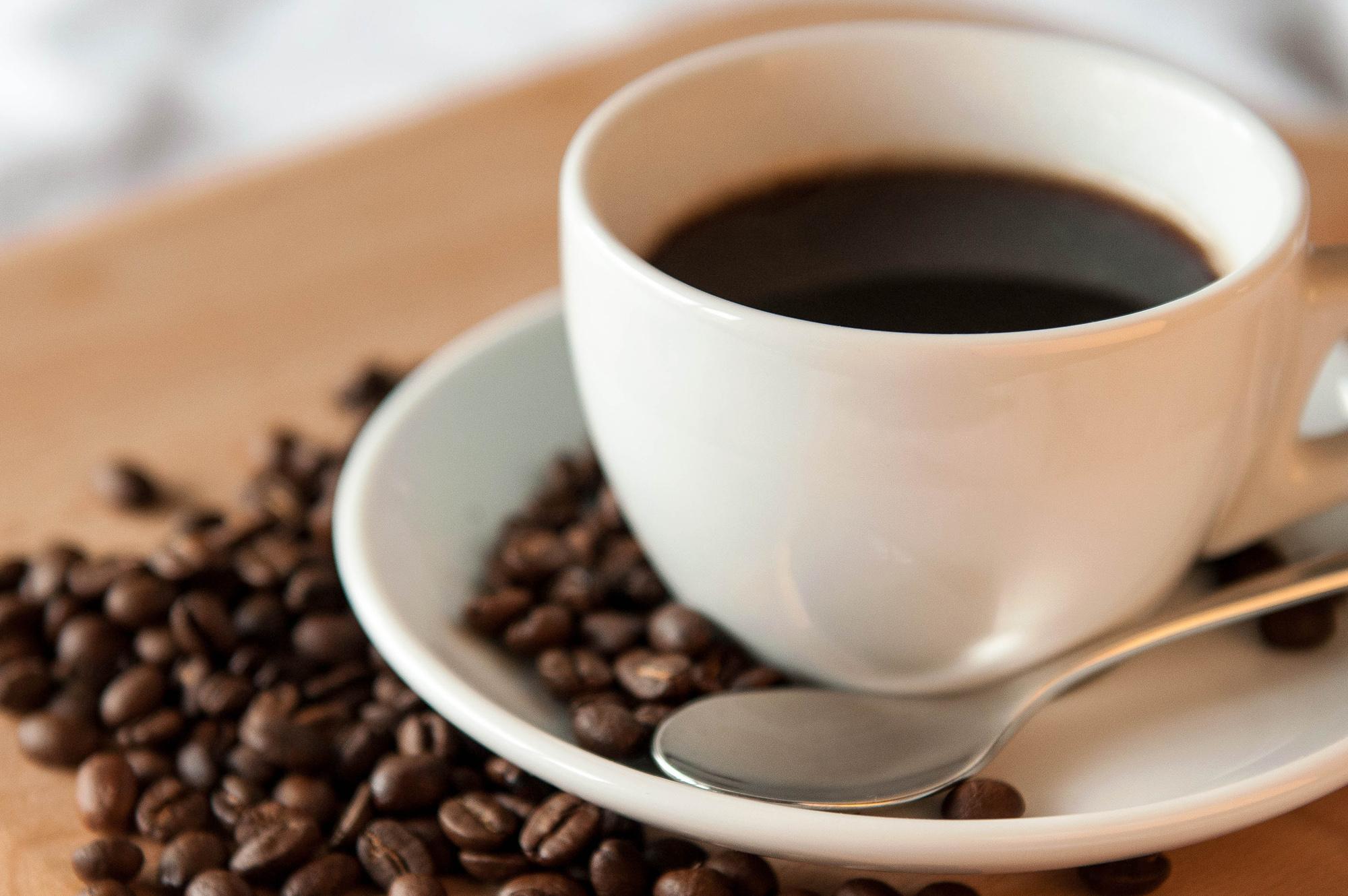 O café é o único estimulante de concentração comprovado pela investigação científica.