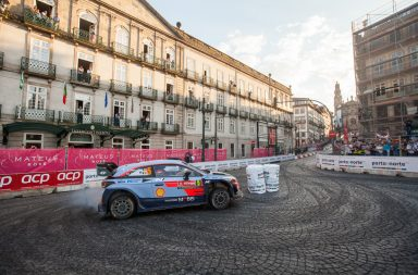 A Porto Street Stage tem data marcada para 23 de maio e passa pela Baixa do Porto.