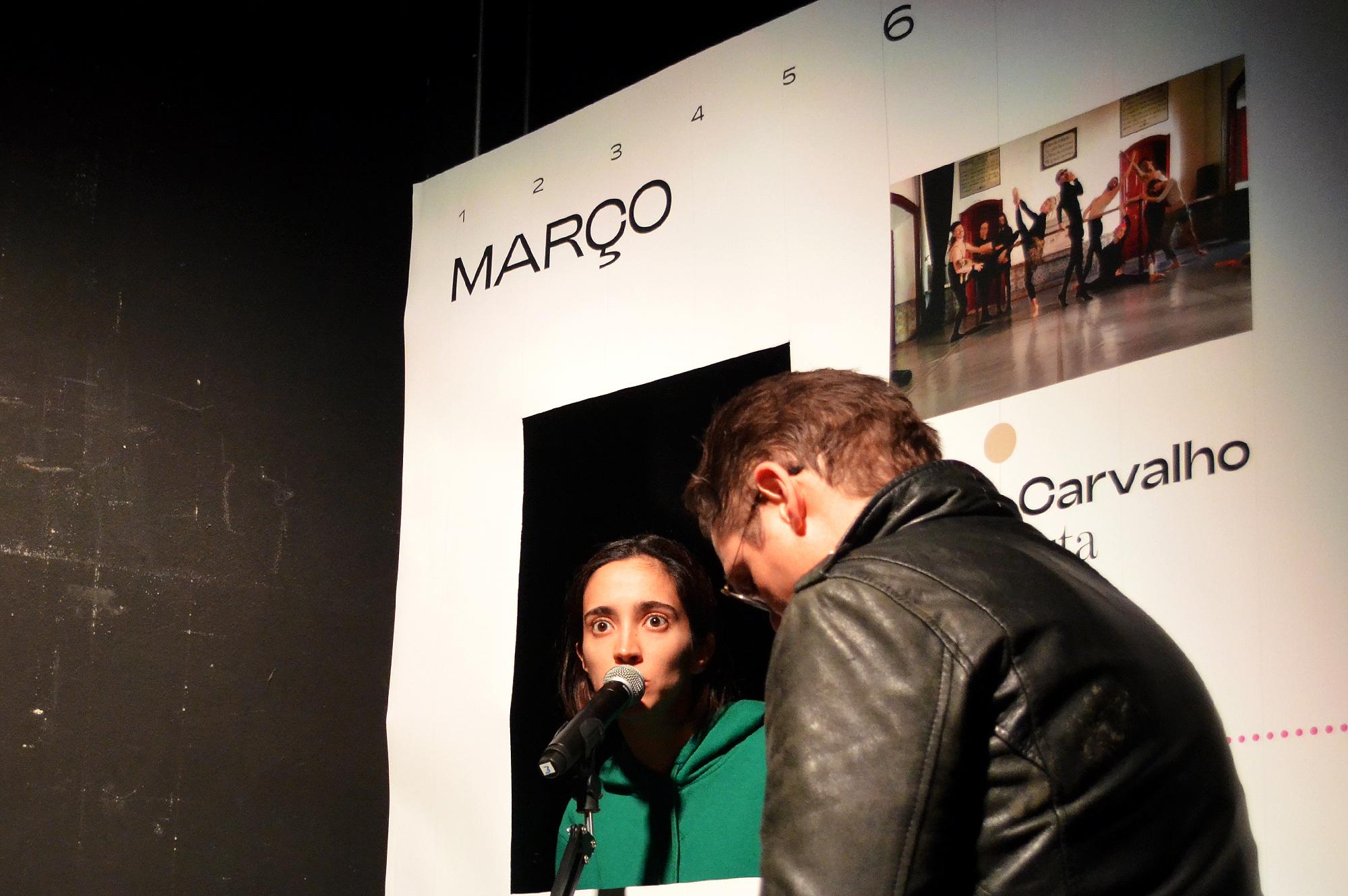 'Estro/ Watts Poesia da Idade do Rock' é o título do espetáculo de Gonçalo Amorim e Paulo Furtado, em parceria com o Teatro Experimental do Porto (TEP).