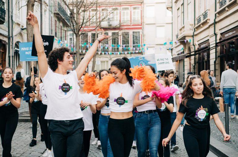 A Porto Fashion Parade está incluída na programação da Porto Fashion Week de 2020.