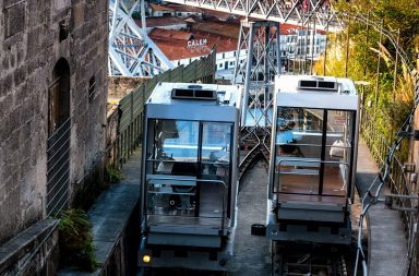 O funicular vai encerrar de dia 17 a 20 de fevereiro.