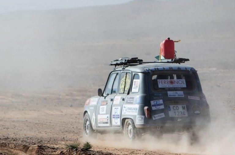 A próxima edição do rally universitário realiza-se de 15 a 23 de fevereiro.