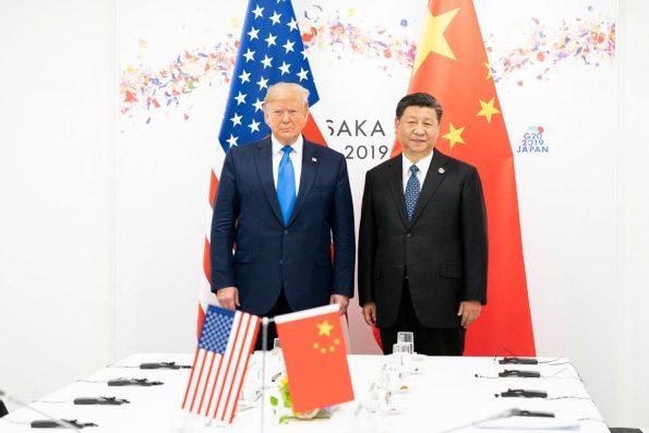 Trump, Xi Jinping