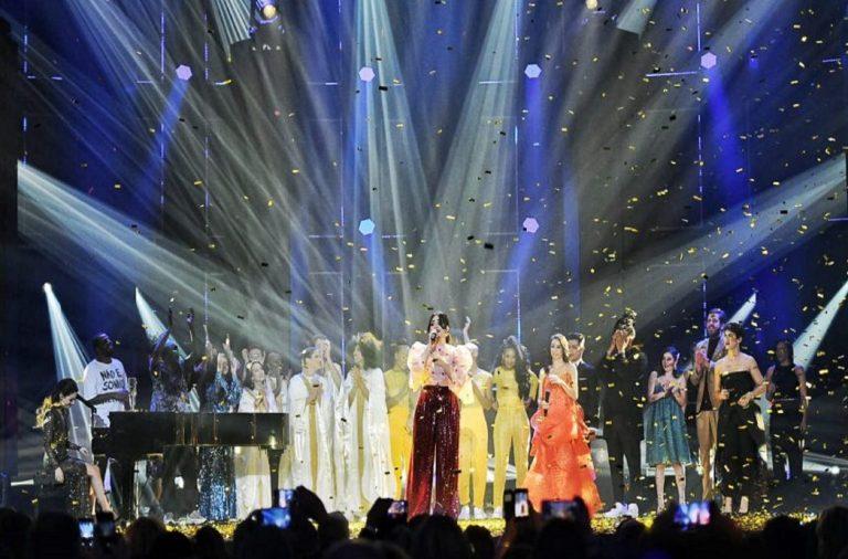Portugal ia estar representado pela canção Medo de Sentir, de Marta Carvalho e interpretada pela artista Elisa.