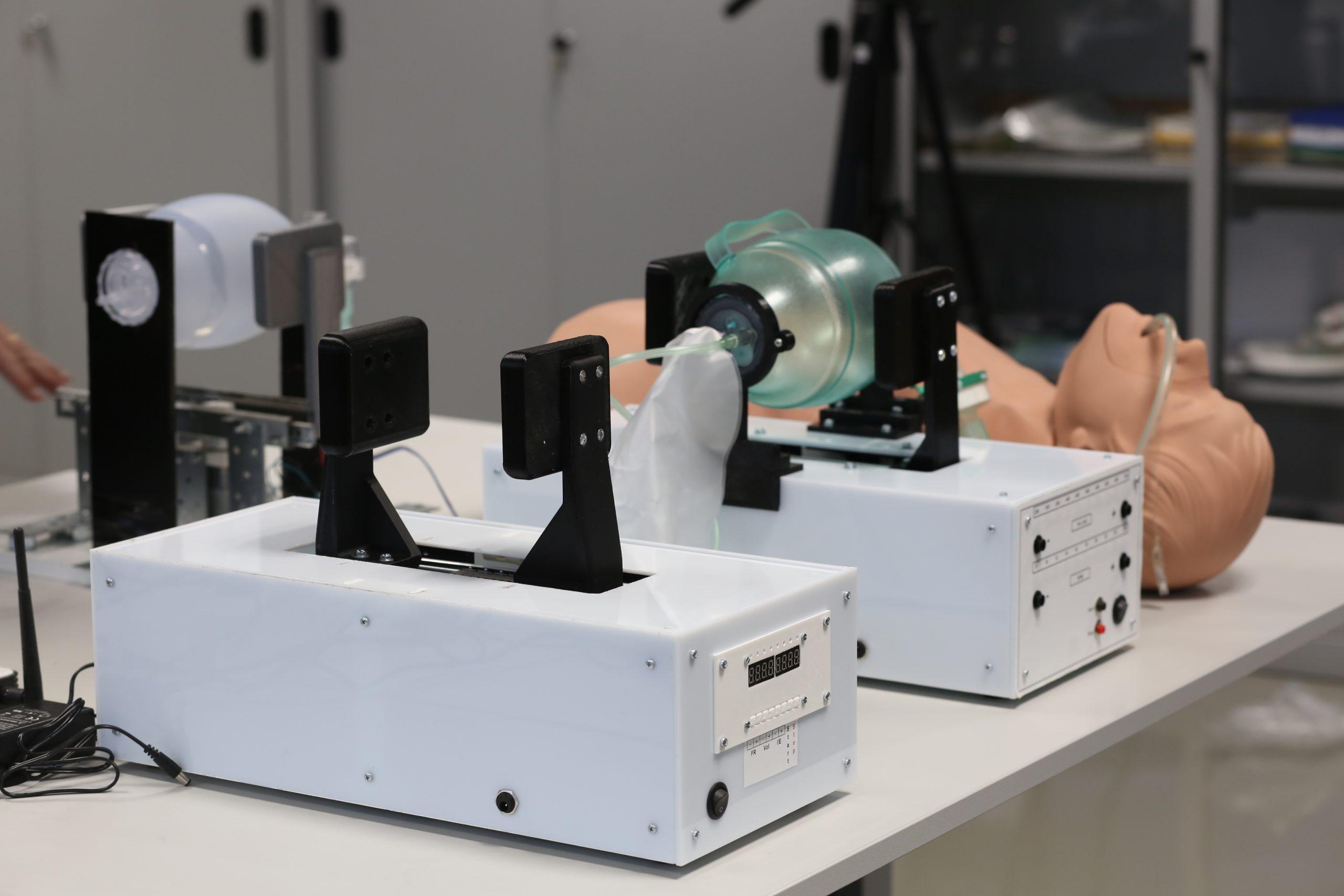 """O """"Pneuma"""" é o protótipo desenvolvido por uma equipa liderada pelo INESC TEC e pela FEUP."""