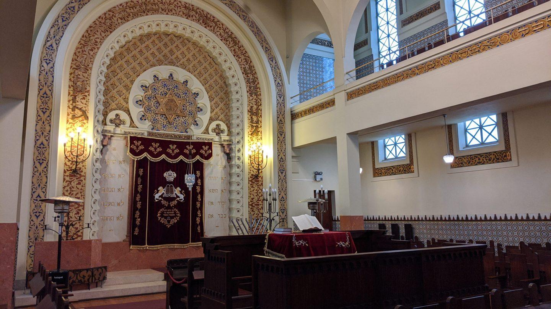 Comunidade Israelita do Porto: a estrela de David  brilha na Invicta desde o século XIV