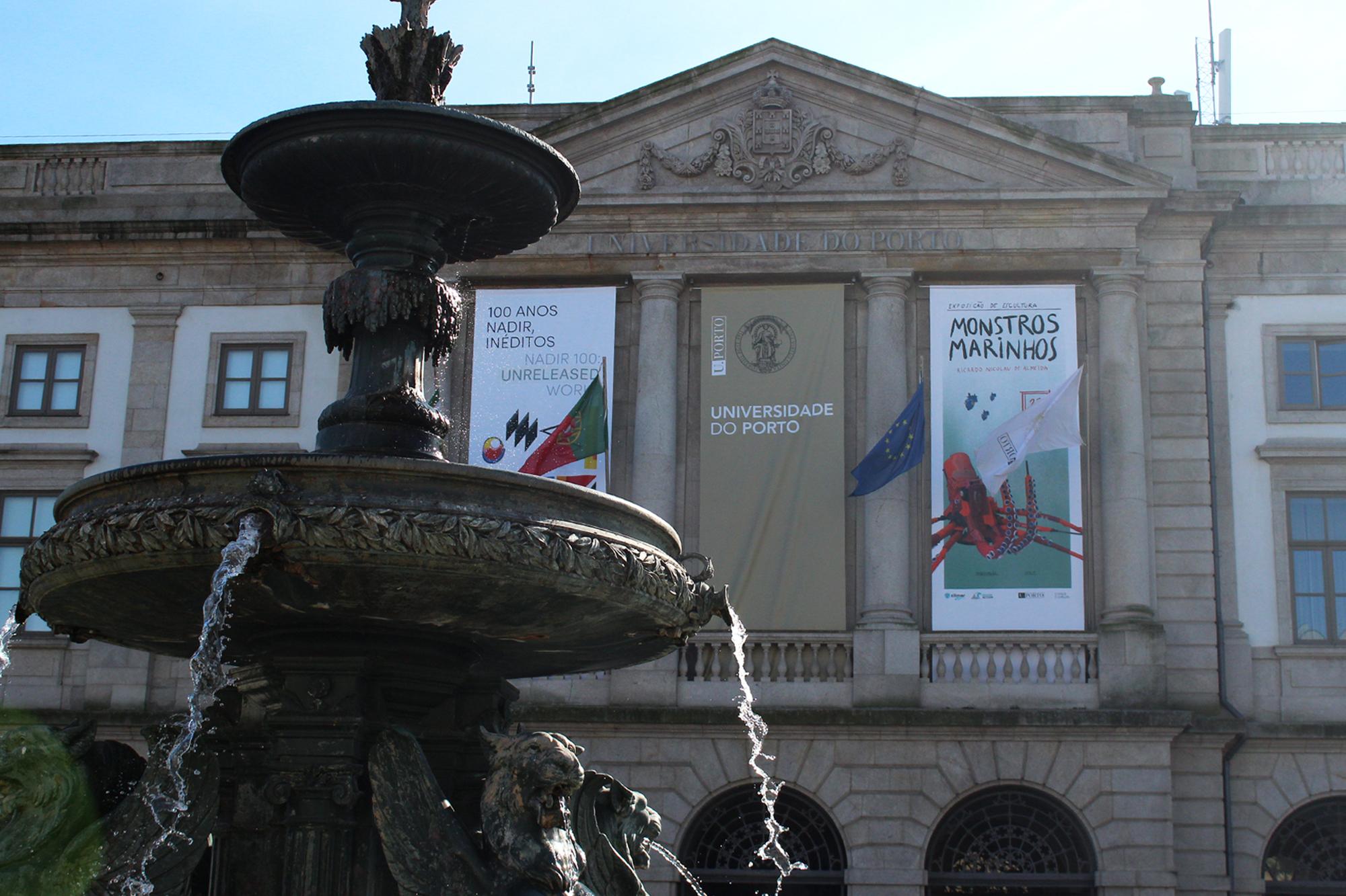 """A Federação Académica do Porto refere que """"os estudantes não foram ouvidos, nem tiveram oportunidade de expor a sua opinião""""."""