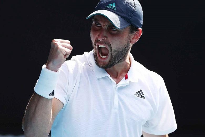 Com a sua caminhada no Open da Austrália, Karatsev estreou-se no Top 100 e logo na 42ª posição.
