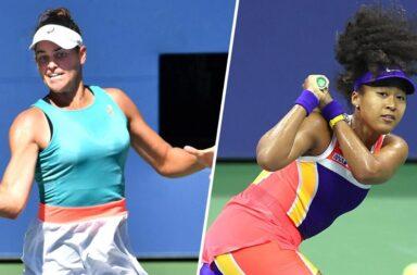 Naomi Osaka e Jennifer Brady voltam a defrontar-se, depois da vitória da japonesa nas meias-finais do US Open.