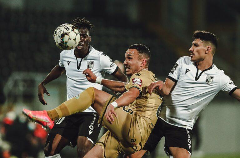 Apesar de ter estado em vantagem, o Boavista FC sentiu muitas dificuldades no ataque durante a partida.