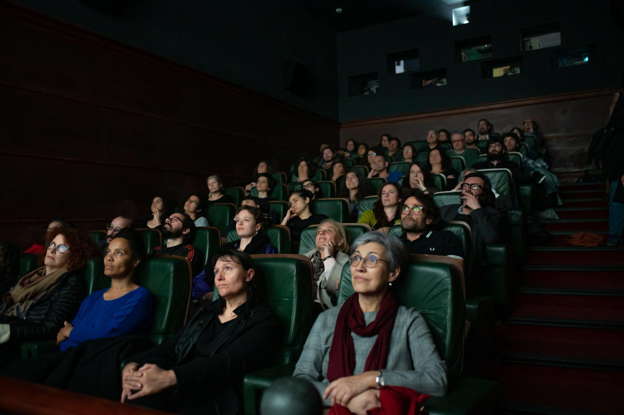A terceira edição do Cinenova realiza-se entre 28 de setembro e 1 de outubro, em Lisboa.