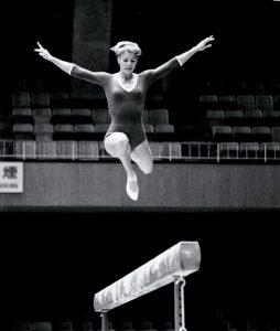 Larisa Latynina despediu-se das Olimpíadas nos Jogos Olímpicos de Tóquio como a atleta mais medalhada da história, com 18 no total.