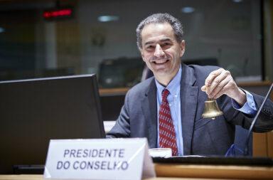 O ministro da Ciência, Tecnologia e Ensino Superior de Portugal