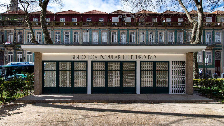 Biblioteca na Praça do Marquês reativada a 29 de março