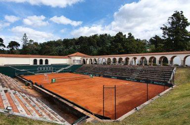 O Centralito do Complexo de Ténis do Jamor volta a ser palco de competições oficiais, quatro anos depois do encontro da Taça Davis.