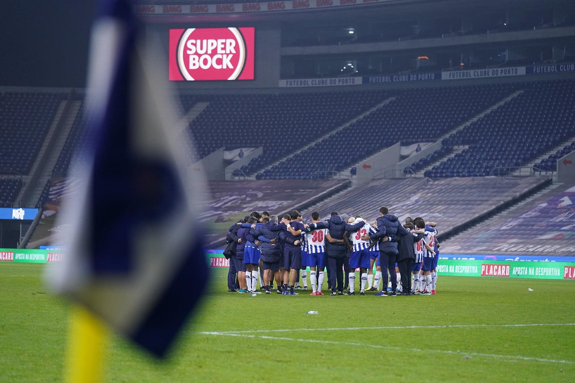Apesar da vantagem conseguida na primeira mão, o FC Porto foi eliminado da Taça de Portugal e falha um dos objetivos da época.