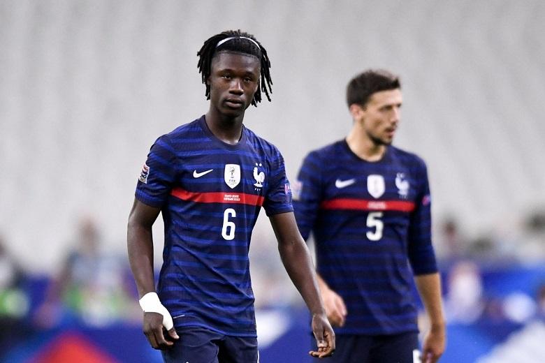 Camavinga, que já chegou à seleção A, é um dos nomes fortes de uma seleção francesa fortíssima.