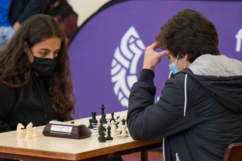 """Xadrez foi uma das modalidades de """"baixo risco"""" que teve o seu campeonato universitário a ser realizado no primeiro semestre."""