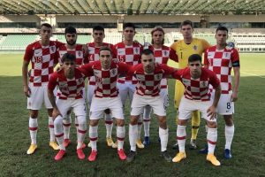 Croácia vai ser o primeiro adversário de Portugal no Campeonato da Europa.