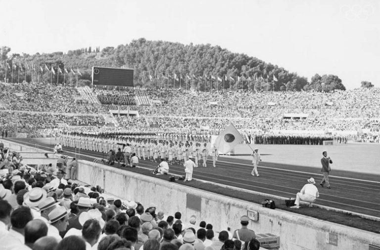 Jogos de Roma deram início às transmissões em direto do evento.