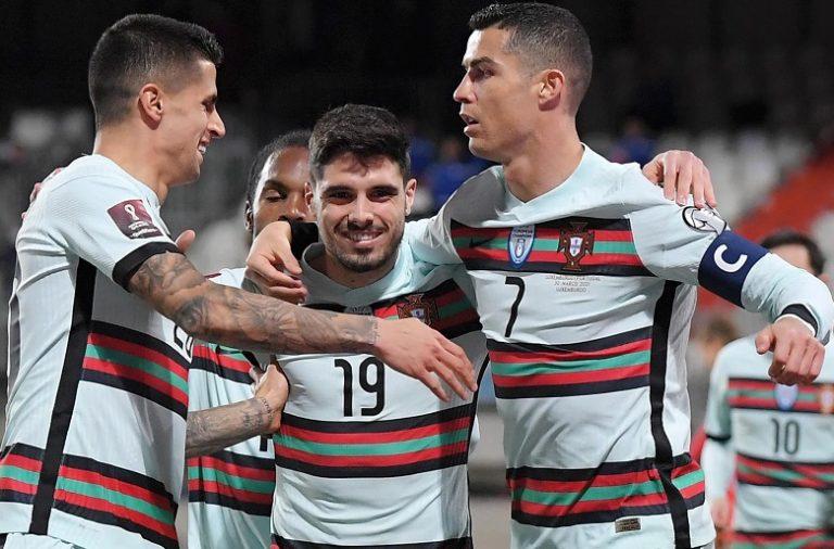 Cristiano Ronaldo regressou aos golos pela Seleção Nacional na vitória diante do Luxemburgo.