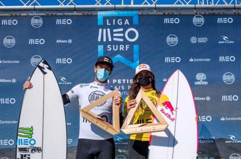 Frederico Morais e Teresa Bonvalot foram os vencedores da edição de 2020.