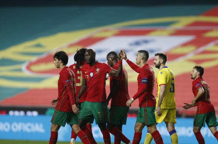 Ronaldo vai ter, frente ao Azerbaijão, mais uma oportunidade para se aproximar do recorde de golos de Ali Daei.