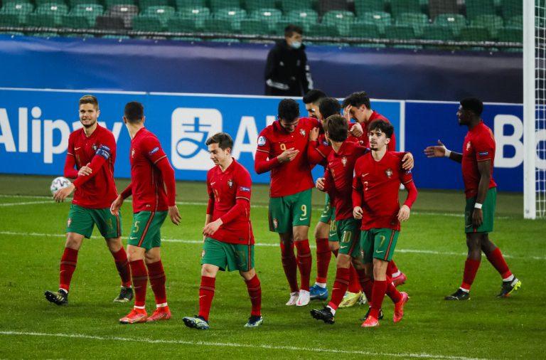 Portugal voltou a vencer no Campeonato Europeu de Sub-21.