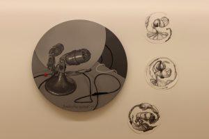 """Broadcasting my songs"", de António Olaio."