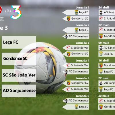 Série 3 da Fase de Acesso à Liga 3 do Campeonato de Portugal.