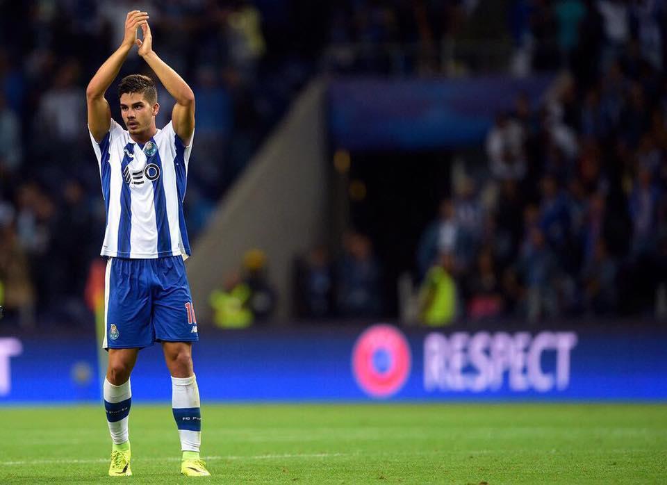 O internacional português teve o seu auge no FC Porto na época de 2016/2017.
