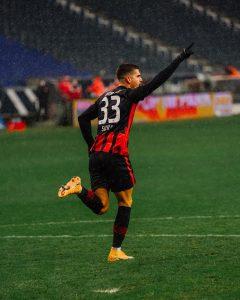 Nesta temporada, André Silva já leva 23 golos em 27 jogos.