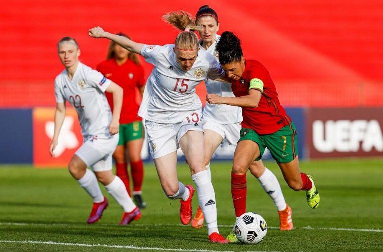 Com a derrota em casa, Portugal está obrigado a vencer por dois golos de diferença na deslocação à Rússia.