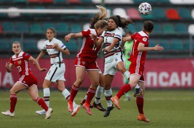 Seleção nacional falhou o apuramento para o Europeu de 2022 após o empate a zero na Rússia.