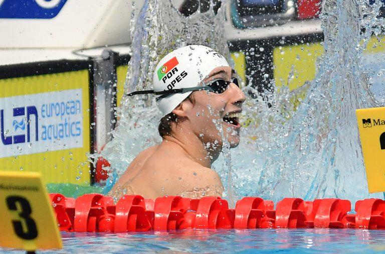 José Paulo Lopes alcança mínimo olímpico nos 800 metros livres